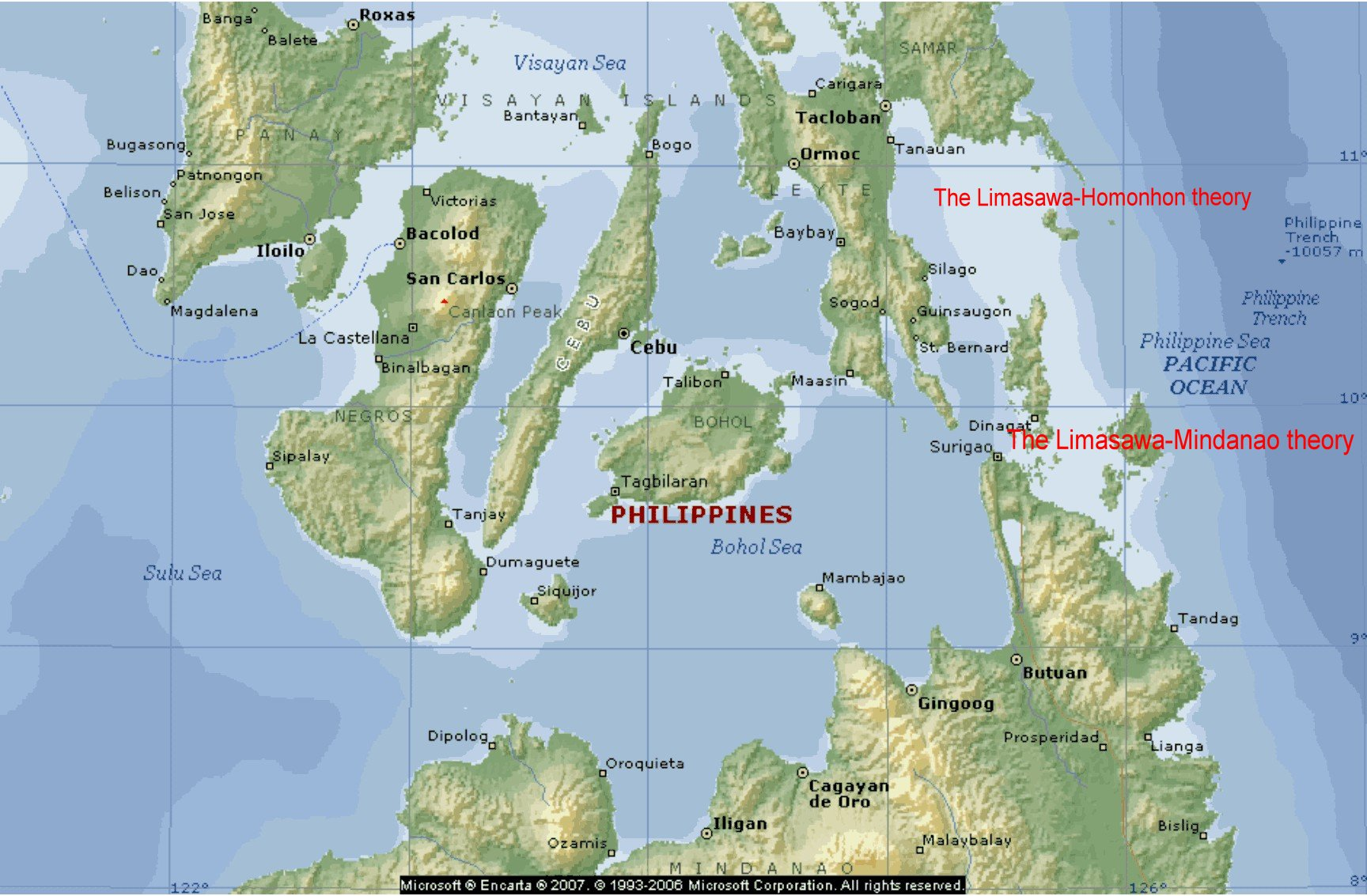 The Place Called Limasawa | RLTJ's Weblog